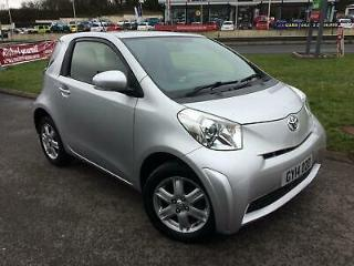 2014 Toyota iQ 1.0 iStyle New MOT Only 44000 miles