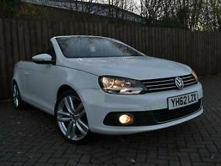 2012 VOLKSWAGEN EOS 2.0 TDI BlueMotion Tech Sport Manual