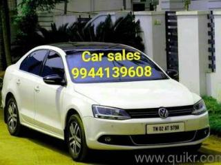 White 2012 Volkswagen Jetta 2.0L TDI Highline 89000 kms driven in KMCH City Center