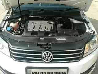 volkswagen passat 2012 HIGHLINE 2.0 TDI AT