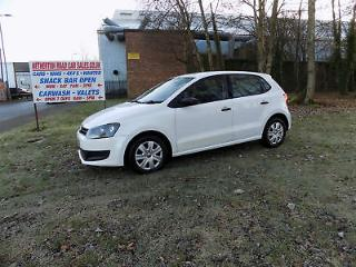 2012 Volkswagen Polo 1.2 60ps S netherton cars