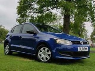 2012 Volkswagen Polo 1.2 S 5dr a/c
