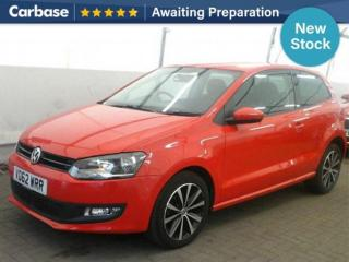 2012 Volkswagen Polo 1.4 Match 3dr