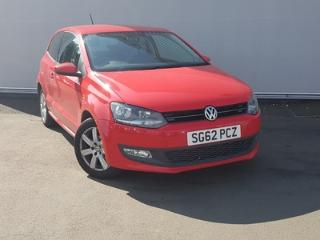 Oct 2012 Volkswagen Polo 1.2 60 Match 3dr