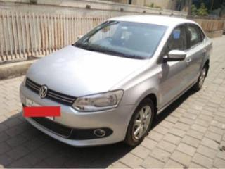 volkswagen vento 2012 HIGHLINE PETROL AT
