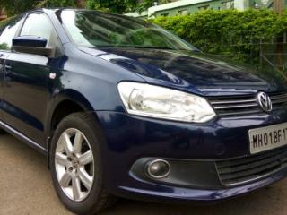 2012 Volkswagen Vento 2010 2013 Petrol Highline AT for sale in Mumbai D2248489