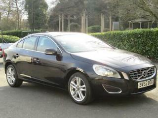 2012 Volvo S60 2.0 D4 SE Lux Geartronic s/s 4dr