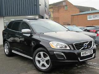 2012 Volvo XC60 2.4 D5 R Design Geartronic AWD 5dr