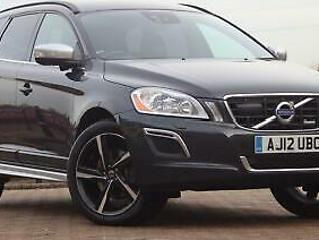 2012 Volvo XC60 3.0 T6 304bhp AWD Nav Geartronic R Design ONLY 21,000 MILES