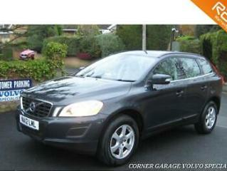 2012 Volvo XC60 SE 2.4 D3 163 AWD Geartronic, 2 OWNER, FULL SERVICE HISTORY, NAV