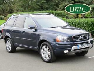 2012 Volvo XC90 2.4 D5 SE Geartronic AWD 5dr