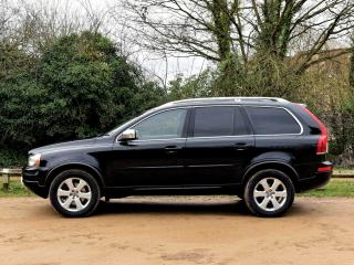 2012 VOLVO XC90 D5 SE GT AUTO 7 SEATS SAT NAV 1 OWNER LEATHER CRUISE HISTORY