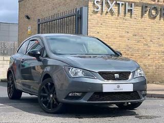 2013/13 Seat Ibiza 1.4 85ps SportCoupe 2013MY Toca FR SAT/NAV+LEATHER