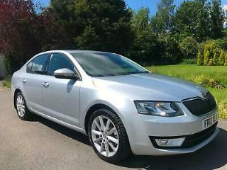 2013/13 SKODA OCTAVIA 1.6TDI CR 105PS ELEGANCE/NEW SHAPE 12 MONTHS MOT