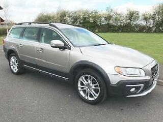 2013/13 VOLVO XC70 2.4TD D5 215 AWD GEARTRONIC SE LUX HUGE SPEC, FULL HISTORY