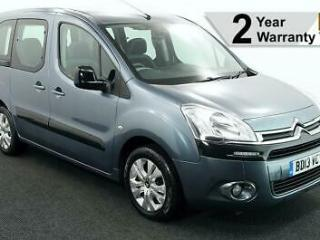 2013 13 CITROEN BERLINGO 1.6 HDi MULTISPACE SPECIAL EDITION WHEELCHAIR ACCESS