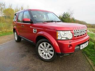 2013 13 LAND ROVER DISCOVERY 3.0 4 SDV6 XS 5D 255 BHP DIESEL