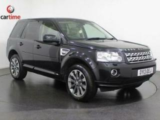 2013 13 LAND ROVER FREELANDER 2.2 SD4 HSE LUXURY 5D 190 BHP SAT NAV HEATED LEATH