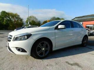 2013 13 MERCEDES BENZ A CLASS 1.8 A200 CDI BLUEEFFICIENCY SPORT 5D 136 BHP DIESE