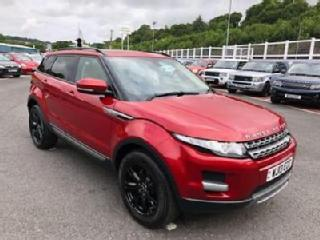2013 13 RANGE ROVER EVOQUE 2.2 SD4 PURE TECH 190BHP DIESEL 4WD MANUAL ONE OWNER