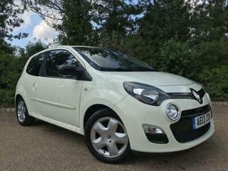 2013 13 RENAULT TWINGO SERVICE HISTORY, 2 OWNERS, POUND 30 PER YEAR ROAD FUND