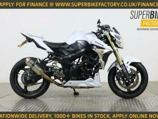 2013 13 SUZUKI GSR750 ALL TYPES OF CREDIT ACCEPTED