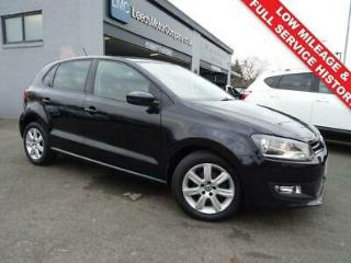 2013 13 VOLKSWAGEN POLO 1.4 MATCH EDITION 5D 83 BHP