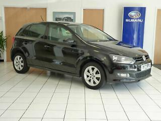 2013 13 VOLKSWAGEN POLO 1.4i MATCH EDITION AUTO 5dr