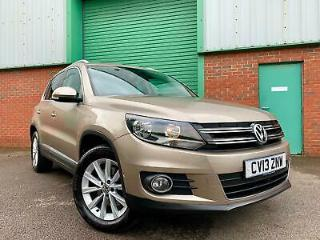 2013 13 Volkswagen Tiguan 2.0TDI 140ps 2WD BlueMotion Tech SE IMMACULATE