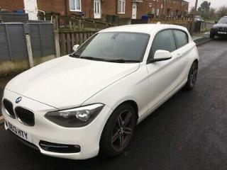 2013 1 Series BMW Sports Edition No VAT call 07931665636