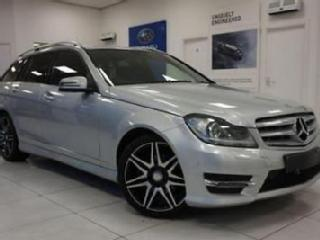 2013 62 MERCEDES BENZ C CLASS 2.1 C220 CDI BLUEEFFICIENCY AMG SPORT PLUS 5D 168