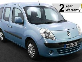 2013 62 RENAULT KANGOO 1.5 DCi EXPRESSION RENAULT TECH WHEELCHAIR ACCESSIBLE