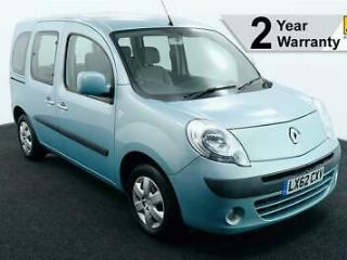 2013 62 RENAULT KANGOO 1.6 EXPRESSION AUTO WHEELCHAIR ACCESSIBLE ~WINCH