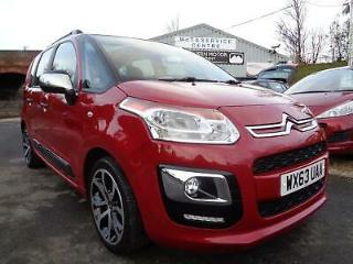 2013 63 CITROEN C3 PICASSO SELECTION 1.6 HDi TURBO DIESEL