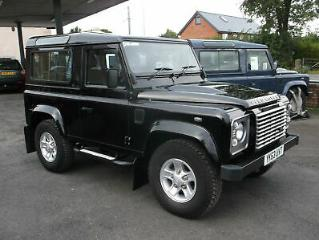2013 63 Land Rover 90 Defender 2.2TDCi DPF XS Station Wagon