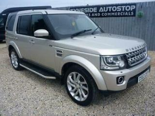 2013 63 LAND ROVER DISCOVERY 3.0 SDV6 HSE 5D AUTO 255 BHP DIESEL