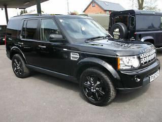 2013 63 Land Rover Discovery 4 3.0SD V6 255bhp auto 2013MY HSE