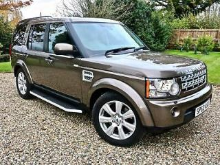 2013 63 Land Rover Discovery 4 3.0SDV6 255bhp 4X4 Auto XS LOW MILEAGE 7 SEATS