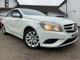 2013 63 Mercedes Benz A180 1.5CDI 109ps Blue Efficiency SE PANORAMIC ROOF