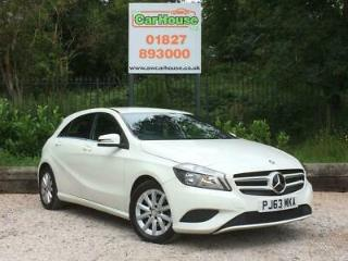2013 63 MERCEDES BENZ A CLASS 1.5 A180 CDI BLUEEFFICIENCY SE 5DR DIESEL