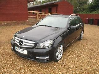 2013 63 Mercedes Benz C180 1.6 7G Tronic Plus AMG Sport estate ONLY*34K