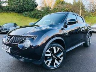 2013 63 NISSAN JUKE 1.5 dCi N TEC *NAV + PARKING + SERVICED + TIMING BELT DONE