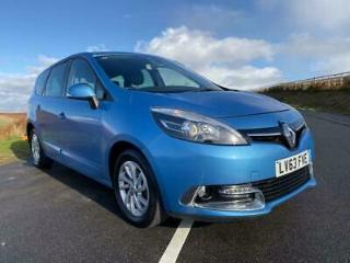 2013 63 RENAULT GRAND SCENIC DYNAMIQUE TOMTOM ENERGY DCI S/S DIESEL