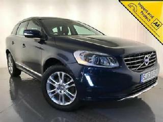 2013 63 VOLVO XC60 SE LUX NAV D4 AWD DIESEL 1 OWNER FROM NEW SERVICE HISTORY