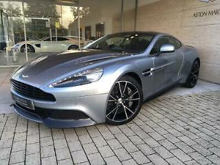 2013 Aston Martin Vanquish Centenary Coupe Petrol silver Automatic