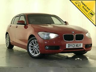2013 BMW 120D SE DIESEL AUTOMATIC CRUISE CONTROL £30 ROAD TAX SERVICE HISTORY