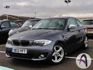 BMW 1 Series 1 Coupe 118d 2.0 Exclusive Edition 2dr Leather Coupe 2013, 33027 miles, £8999