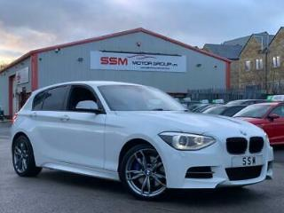 2013 BMW 1 Series 3.0 M135i Sports Hatch s/s 5dr