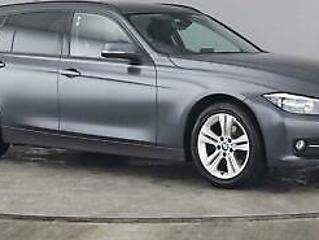 2013 BMW 3 Series 2.0 316d Sport Touring s/s 5dr Diesel grey Manual