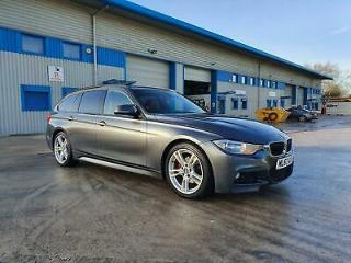 2013 BMW 3 Series 2.0 320d M Sport Touring s/s 5dr